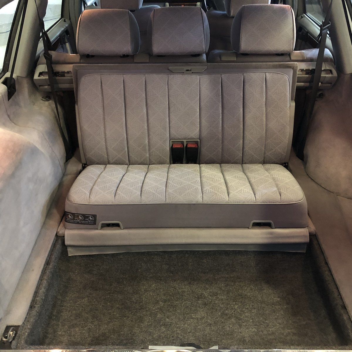 1996 Mercedes E280 Estate For Sale (picture 10 of 12)
