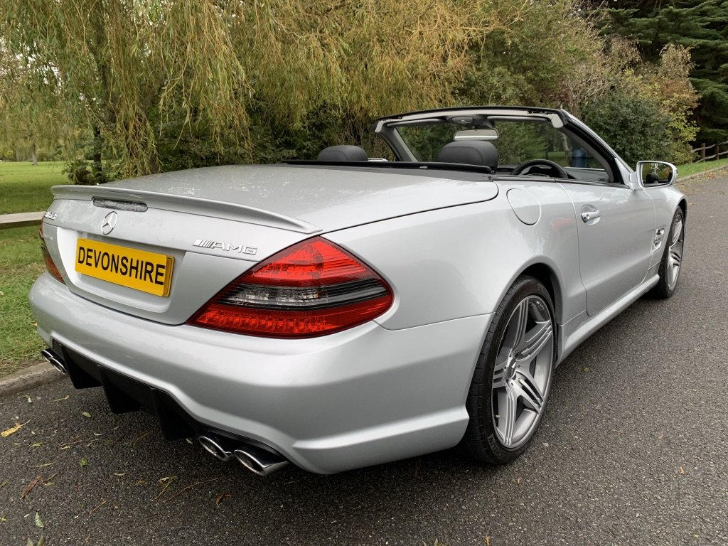 2008 Mercedes Benz SL63 AMG ONLY 24000 MILES FROM NEW For Sale (picture 7 of 12)