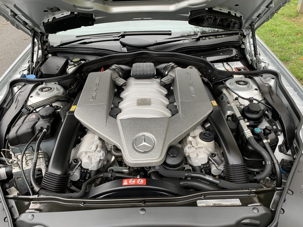 2008 Mercedes Benz SL63 AMG ONLY 24000 MILES FROM NEW For Sale (picture 12 of 12)