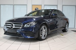Picture of 2016 Mercedes Benz E350d V6 3.0 AMG Line (Premium) Gtronic + For Sale