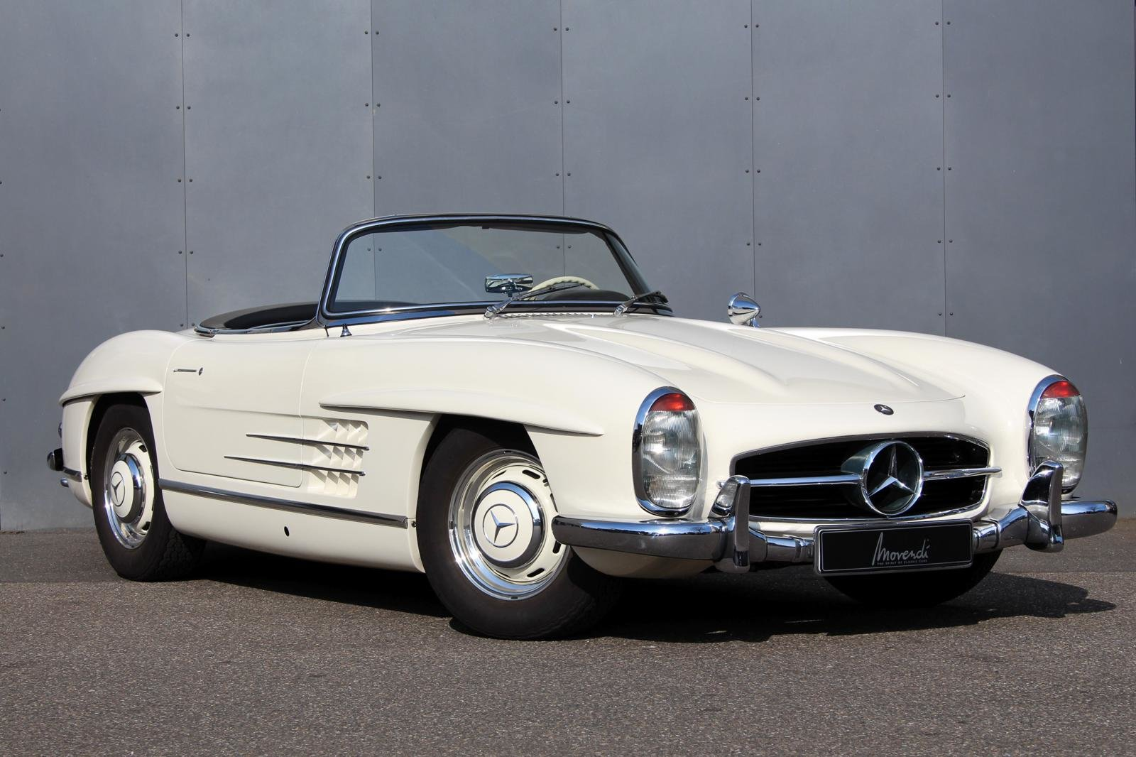 1957 Mercedes-Benz 300 SL Roadster LHD For Sale (picture 1 of 12)