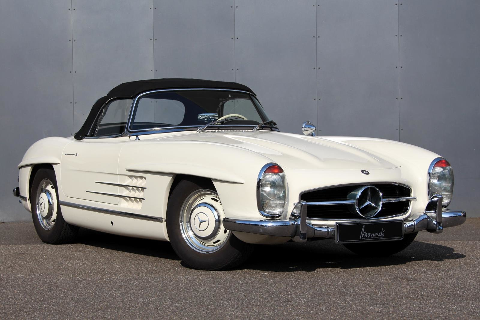 1957 Mercedes-Benz 300 SL Roadster LHD For Sale (picture 7 of 12)