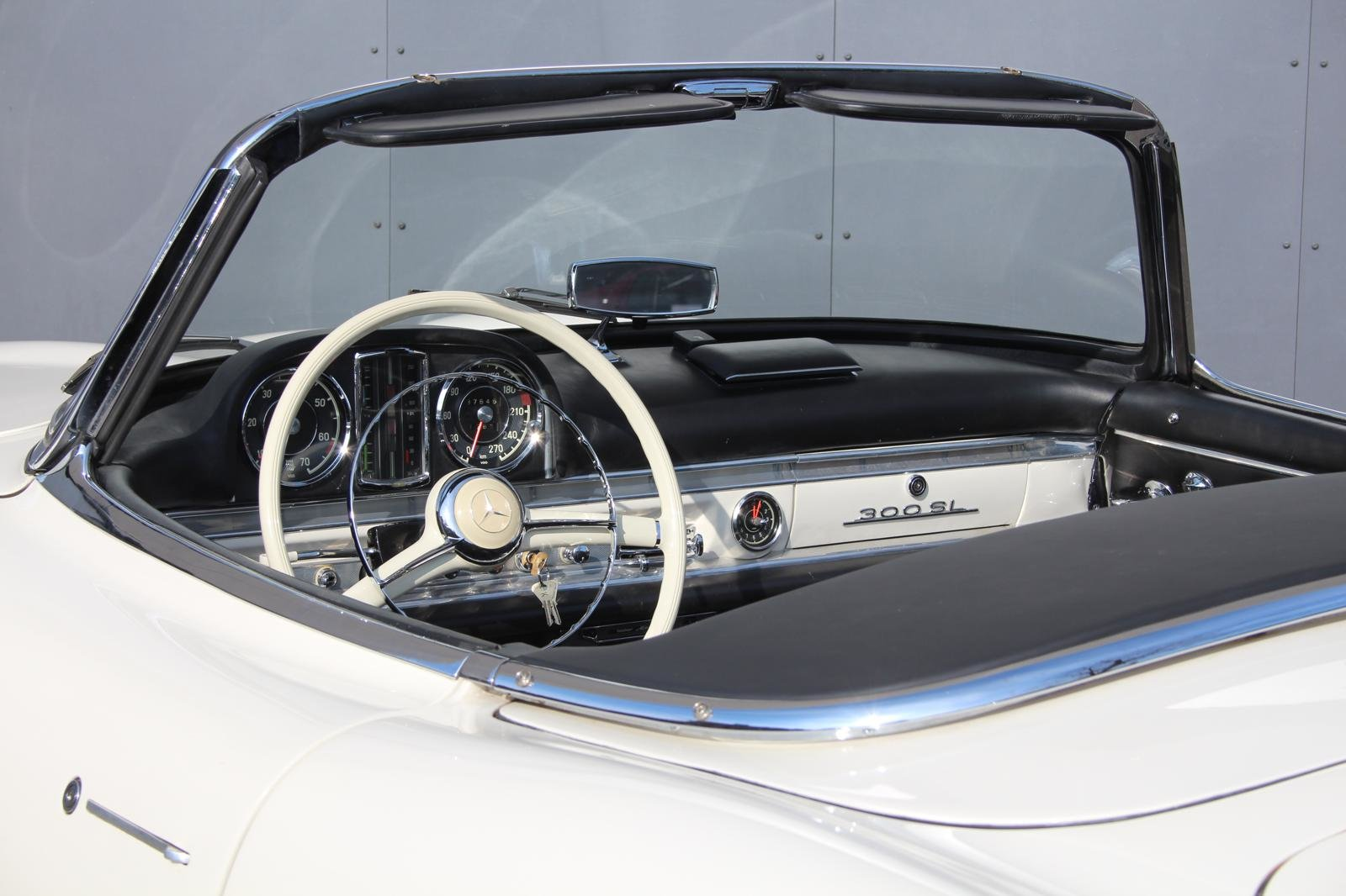 1957 Mercedes-Benz 300 SL Roadster LHD For Sale (picture 10 of 12)