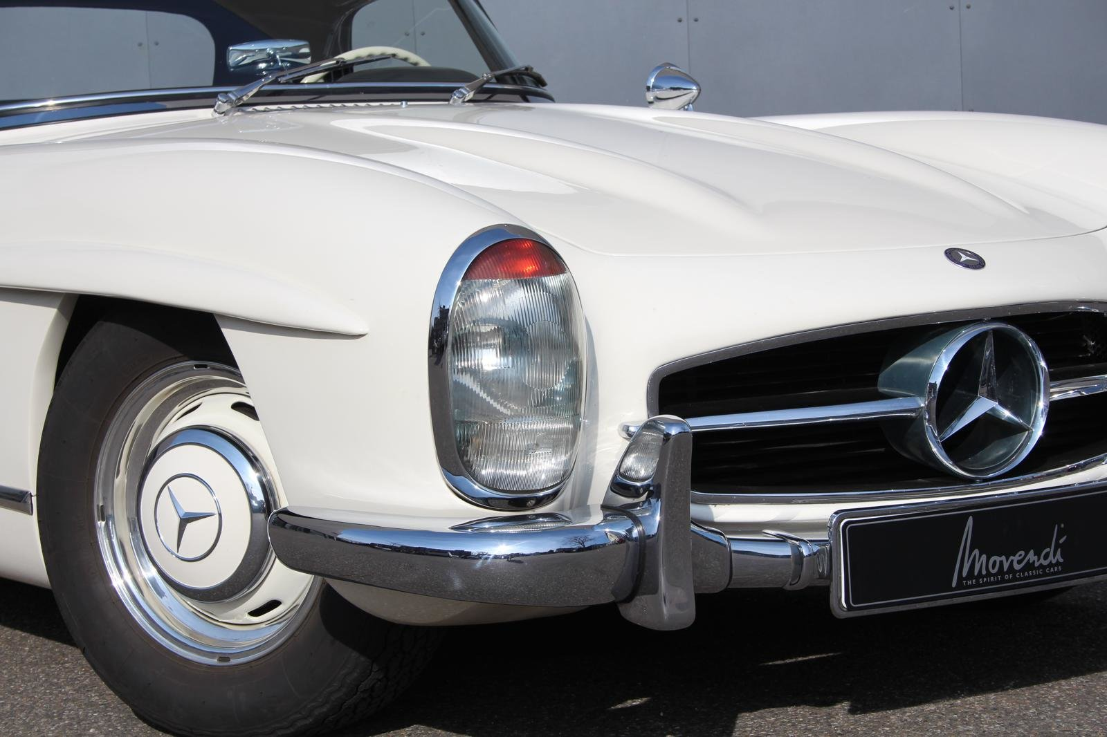 1957 Mercedes-Benz 300 SL Roadster LHD For Sale (picture 12 of 12)