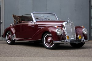 Picture of 1952 Mercedes-Benz 220 Cabriolet A LHD For Sale