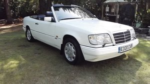 Picture of 1994 MERCEDES E320 SPORTLINE AUTO CONVERTIBLE  EXCEPTIONAL For Sale