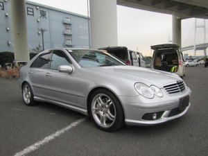 Picture of 2004 C55 AMG only 54k miles and perfect condition For Sale