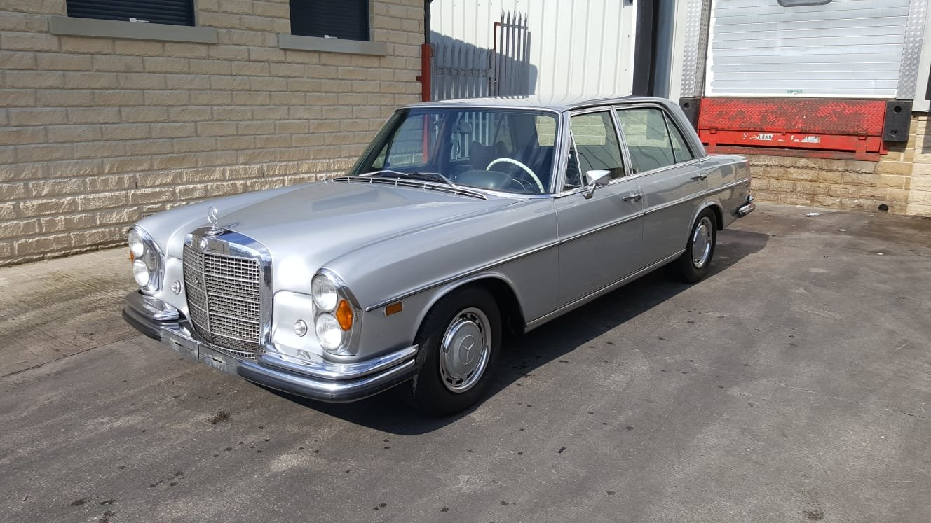 1972 Ultra Rare! Mercedes Benz W108 - 300 SEL 3.5 V8 For Sale (picture 1 of 9)