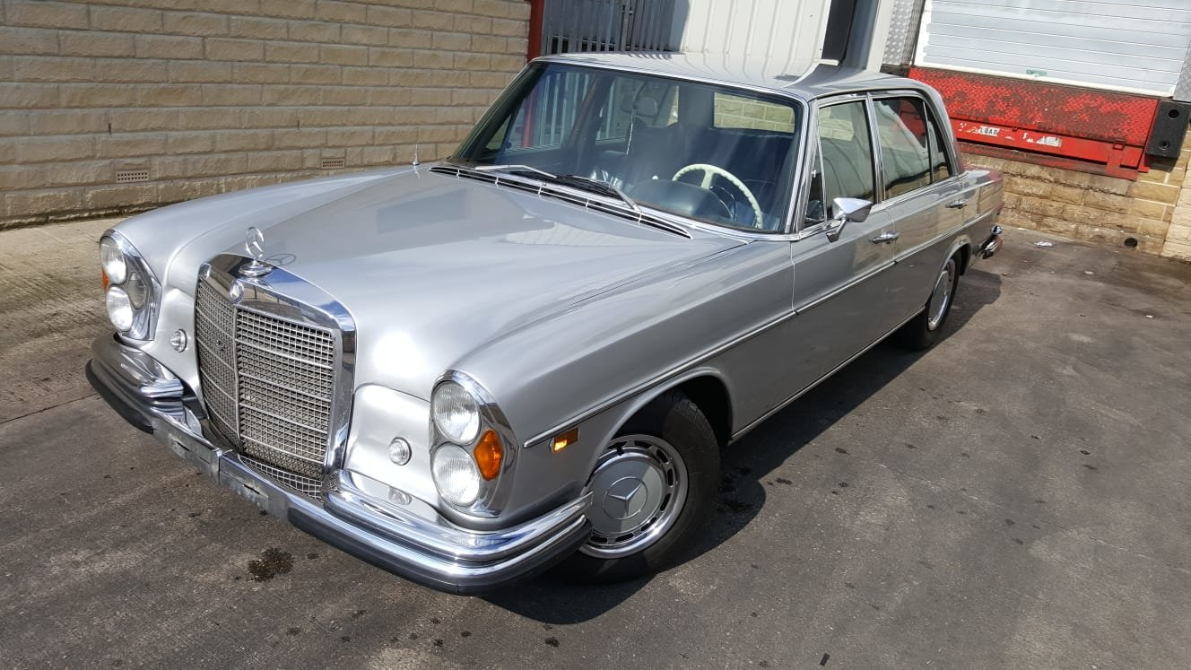 1972 Ultra Rare! Mercedes Benz W108 - 300 SEL 3.5 V8 For Sale (picture 3 of 9)