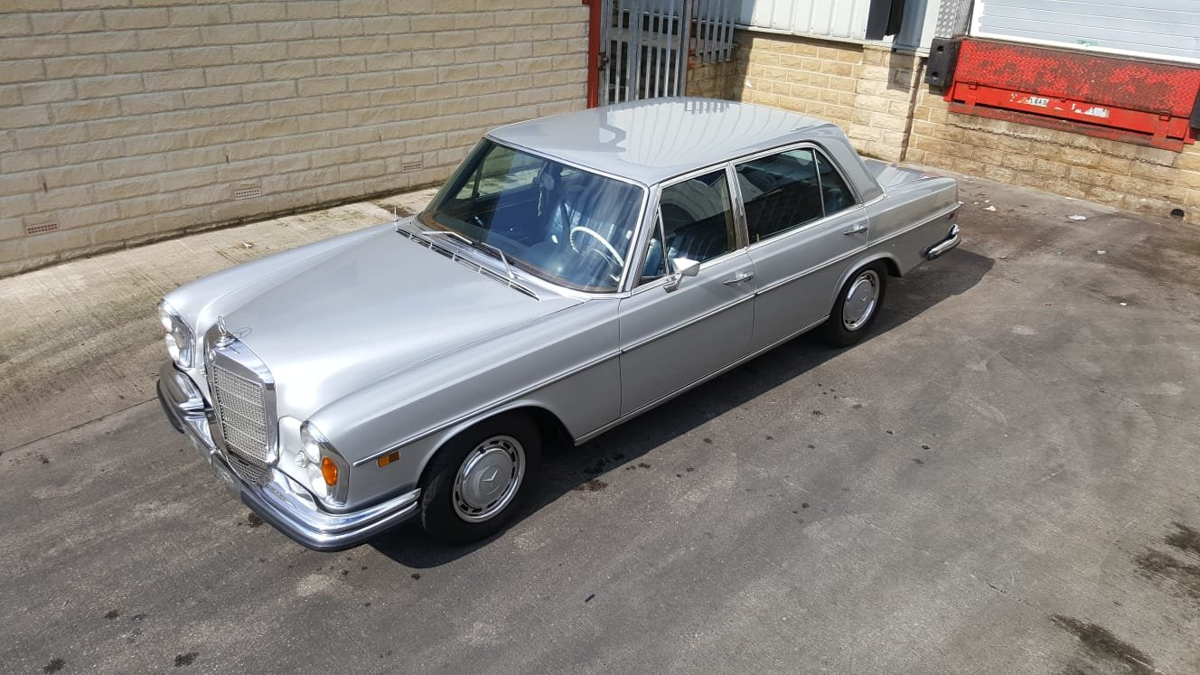 1972 Ultra Rare! Mercedes Benz W108 - 300 SEL 3.5 V8 For Sale (picture 4 of 9)