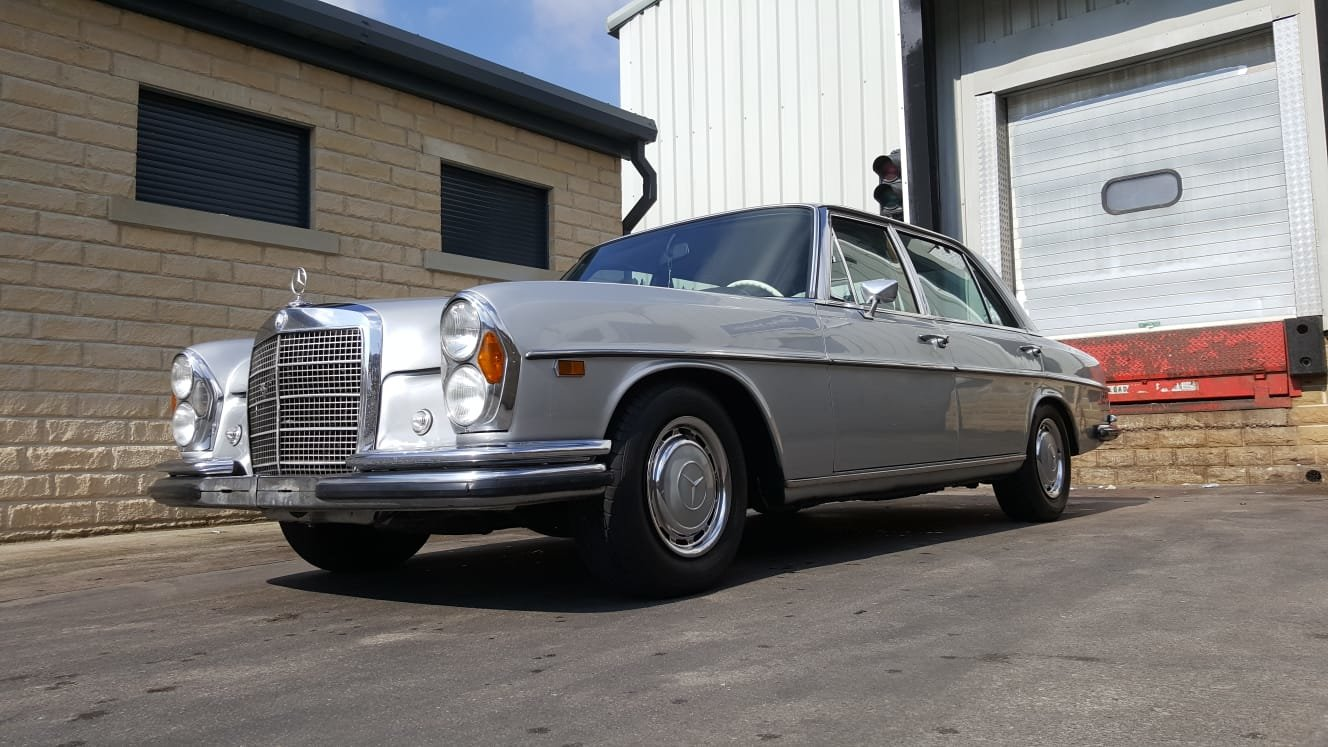 1972 Ultra Rare! Mercedes Benz W108 - 300 SEL 3.5 V8 For Sale (picture 9 of 9)