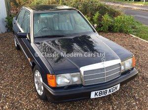 Picture of 1992 Mercedes W201 190E 2.6 Auto, 83K Miles For Sale