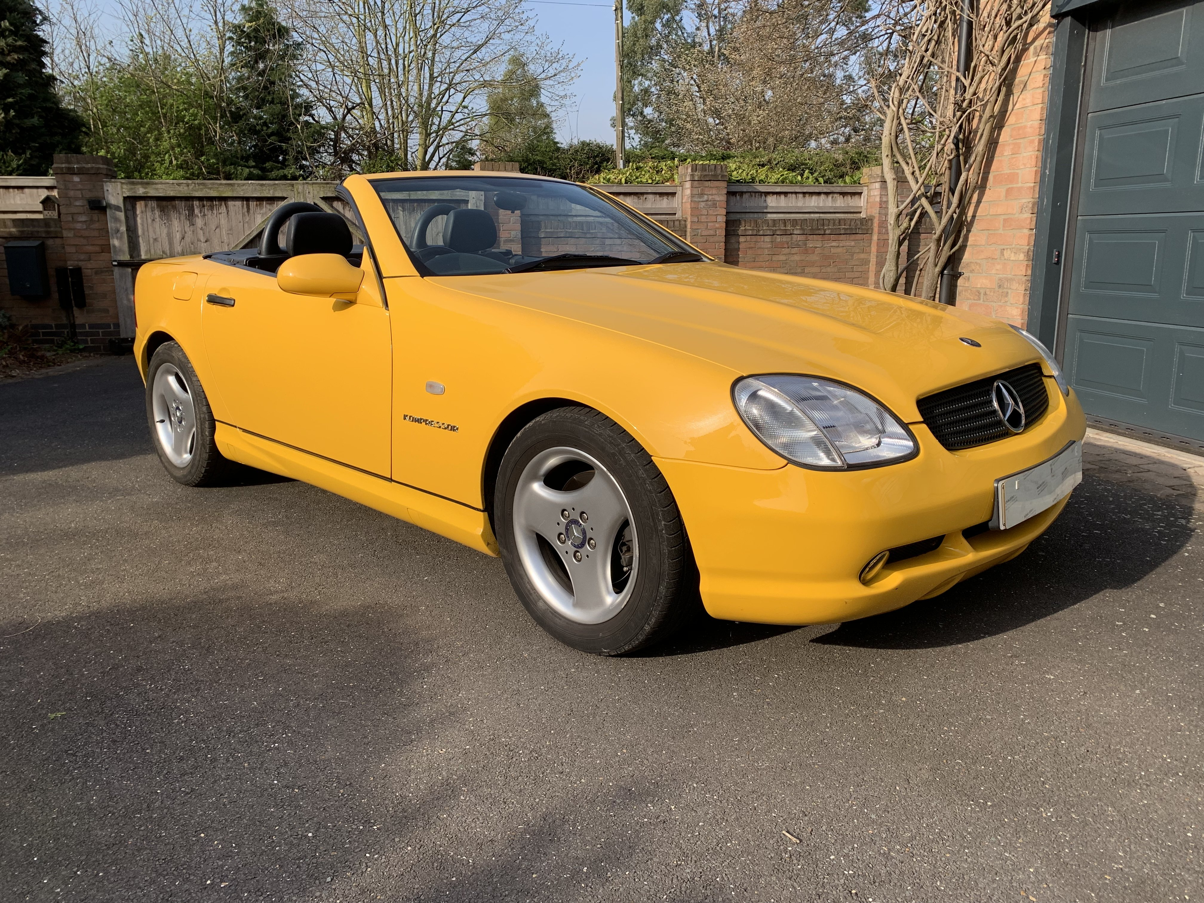 1998 Mercedes 230SLK Auto For Sale (picture 3 of 3)