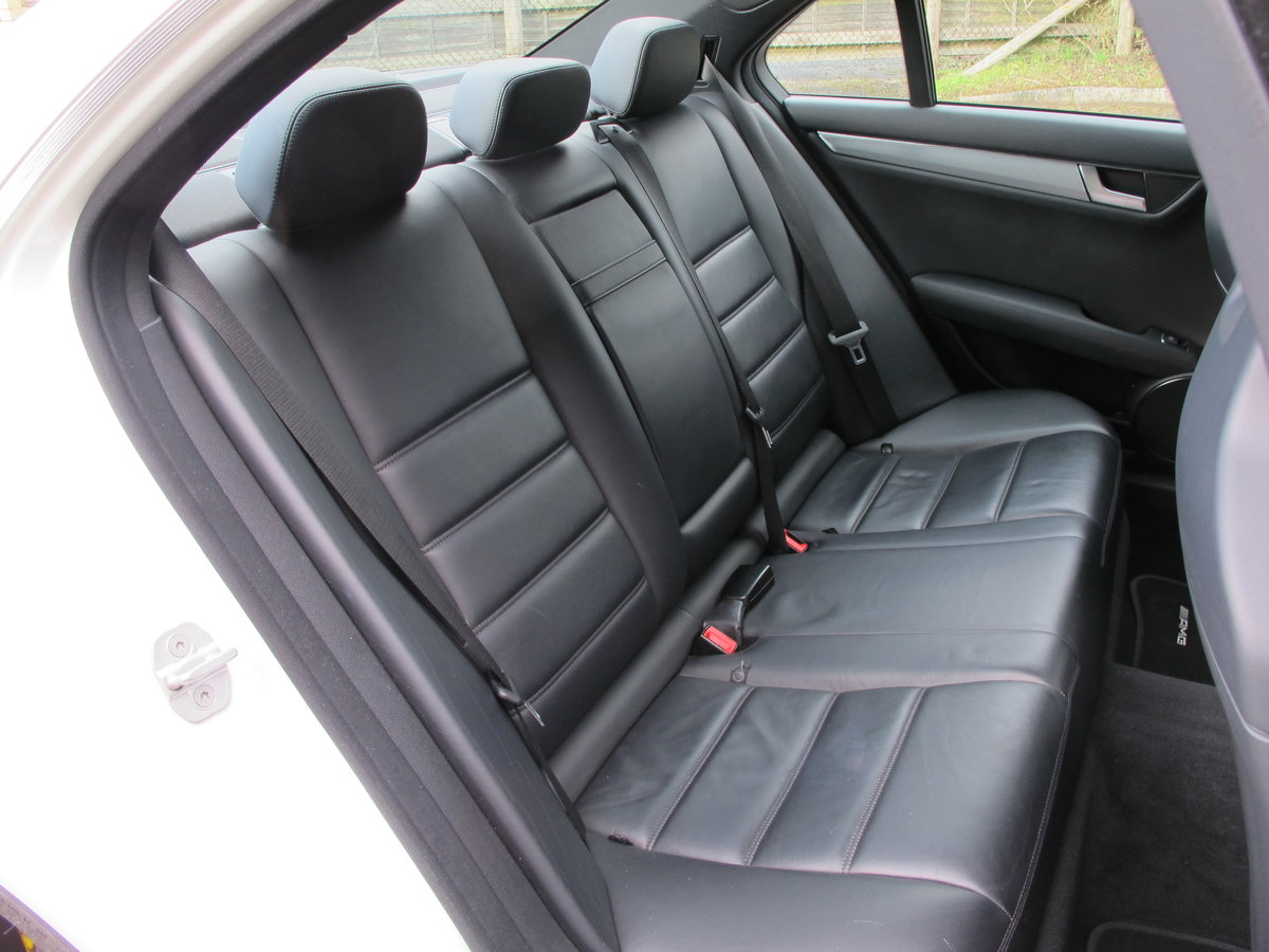 2012 Mercedes C63 AMG Saloon For Sale (picture 6 of 12)