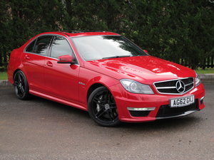 Picture of 2013 Mercedes C63 AMG Saloon For Sale