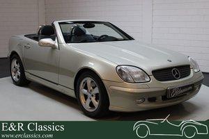 Picture of Mercedes-Benz SLK 320 104,200 kilometres 2000 For Sale