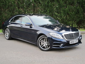 Picture of 2016 S350D Long Wheelbase AMG Line Executive For Sale