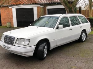 Picture of 1994 Mercedes W124 E300D Est Auto at 13th and 14th February For Sale by Auction