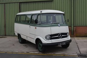 Picture of 1964 LVG50B Mercedes-Benz 0319 Minibus For Sale by Auction