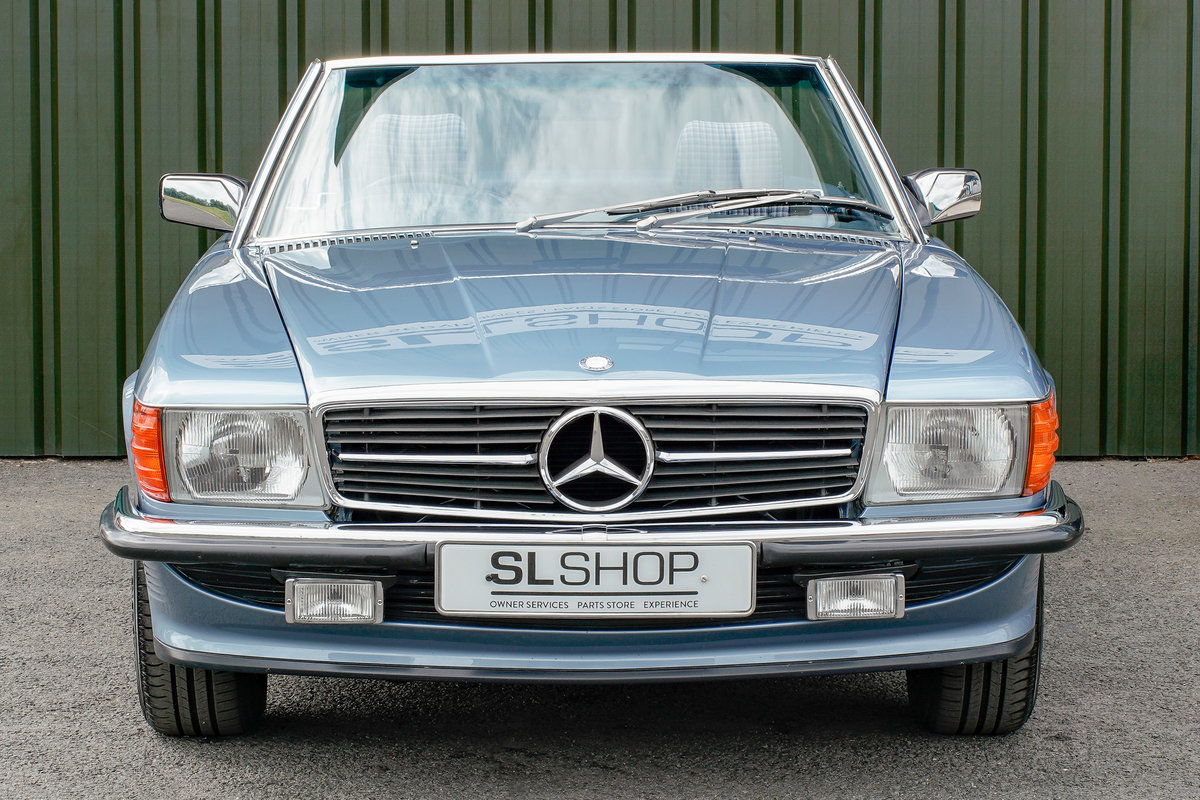1986 Mercedes-Benz 300SL (R107) #2152 Superb Throughout For Sale (picture 5 of 12)