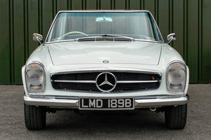 Picture of 1964 Mercedes-Benz 230SL Pagoda (W113) #2141 Restored For Sale