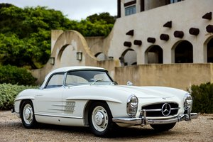 Picture of # 22952 1958 Mercedes-Benz 300SL Roadster For Sale