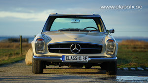 Picture of 1967 Mercedes 250 SL Pagoda with hardtop For Sale