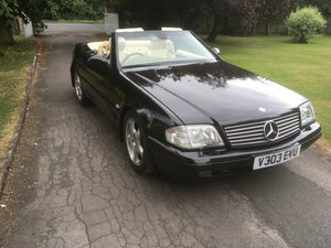 Picture of 2000 Mercedes Benz 320 SL For Sale