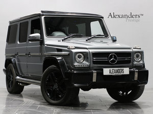 Picture of 2017 17 67 MERCEDES BENZ G63 AMG 5.5 V8 AUTO For Sale