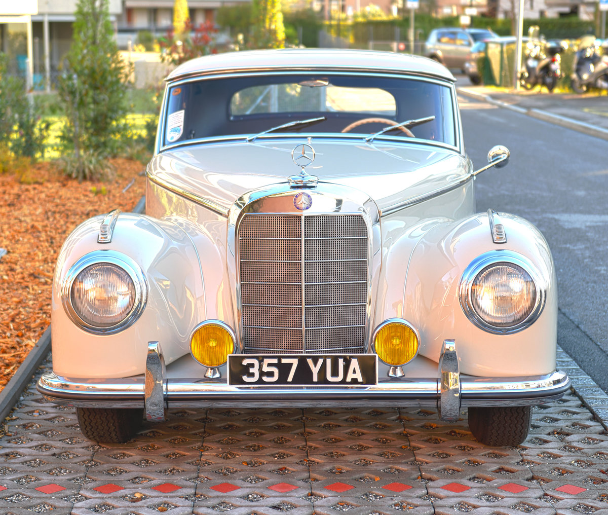1954 MERCEDES 300S COUPÉ For Sale (picture 2 of 12)
