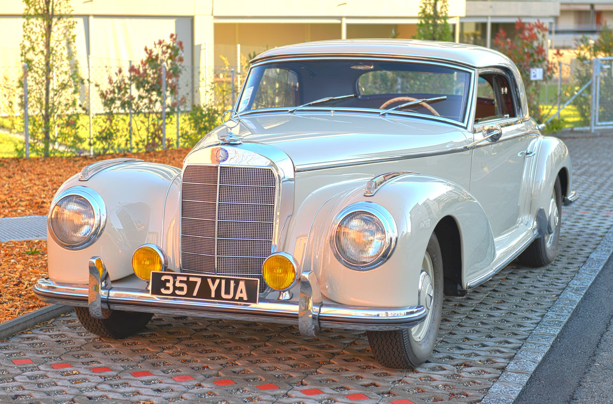 1954 MERCEDES 300S COUPÉ For Sale (picture 3 of 12)