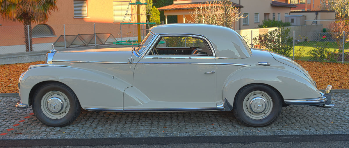 1954 MERCEDES 300S COUPÉ For Sale (picture 4 of 12)