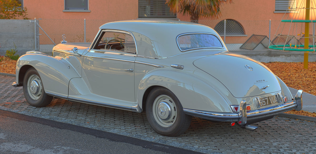 1954 MERCEDES 300S COUPÉ For Sale (picture 5 of 12)