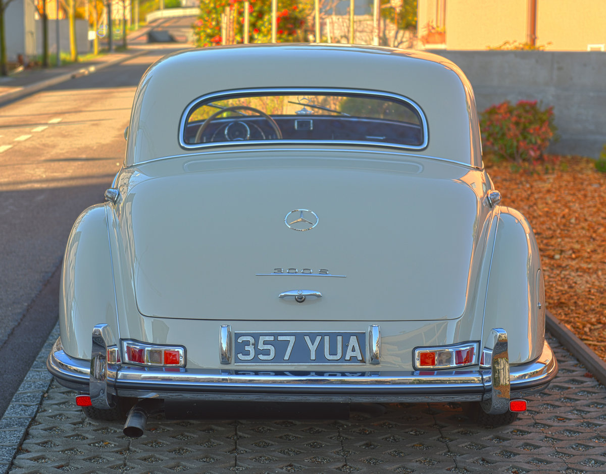 1954 MERCEDES 300S COUPÉ For Sale (picture 6 of 12)