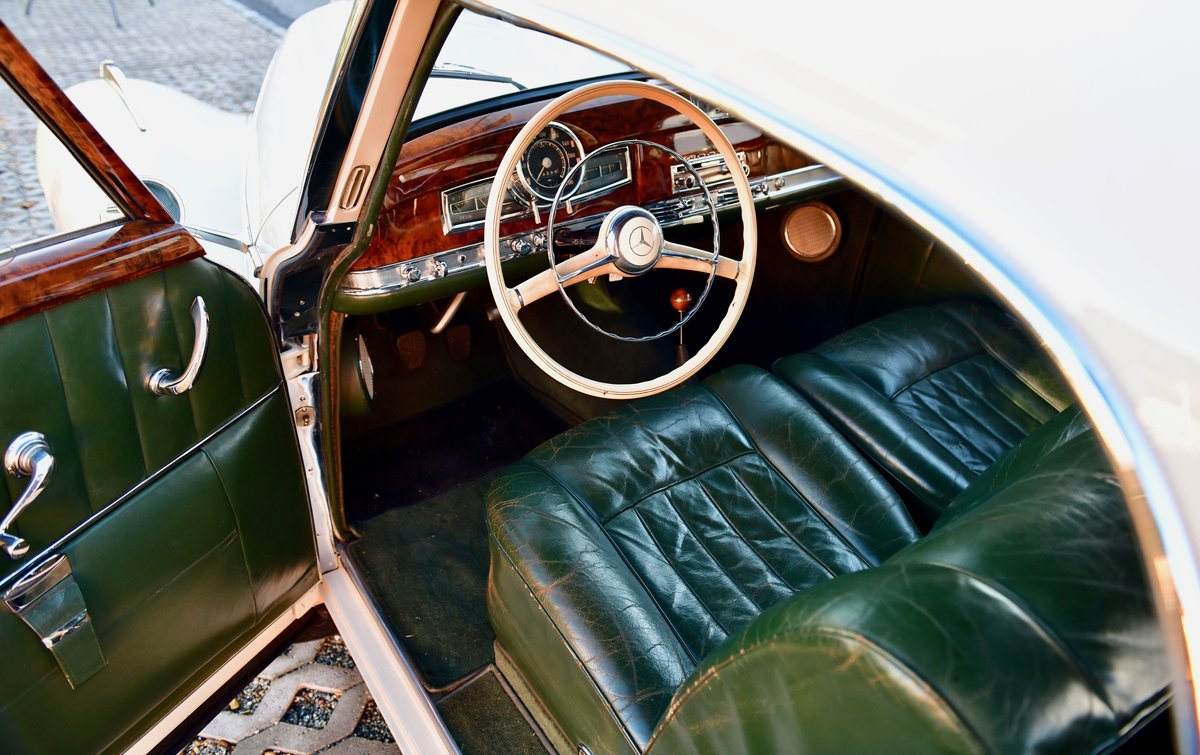 1954 MERCEDES 300S COUPÉ For Sale (picture 8 of 12)