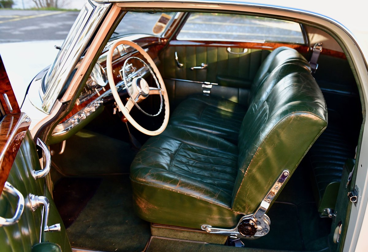 1954 MERCEDES 300S COUPÉ For Sale (picture 9 of 12)
