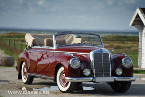 Picture of 1953 Mercedes 300 Adenauer Cabriolet W186 For Sale