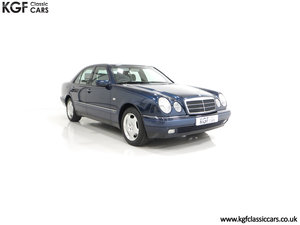 Picture of 1998 An Astonishing Mercedes-Benz E320 Elegance with 10,534 Miles SOLD