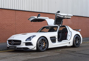 Picture of 2013 Mercedes-Benz SLS AMG Black Series (RHD) For Sale