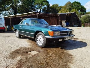 Picture of 1978 Mercedes 350 SL with hardtop can deliver For Sale
