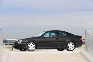 Picture of 2001 Mercedes-Benz CLK55 For Sale