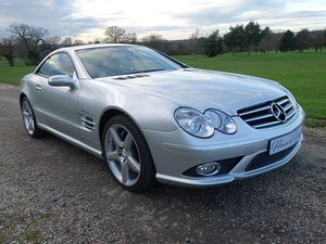 Picture of 2006/56 Mercedes SL55 AMG - 34k miles only!!! For Sale