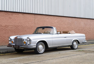 Picture of 1971 Mercedes-Benz 280SE 3.5 Cabriolet (LHD) For Sale