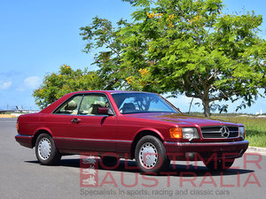 Picture of 1988 Mercedes-Benz 560 SEC For Sale