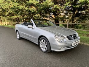 Picture of 2004 Mercedes Benz CLK 320 3.2 V6  Convertible ONLY 19000 MILES For Sale