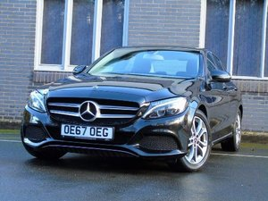 Picture of 2018 Mercedes-Benz C Class 2.1 C220d Sport G-Tronic+ For Sale