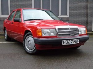 Picture of 1991 Mercedes-Benz 190 1.8 E YOU WILL BE DELIGHTED, LOOK For Sale