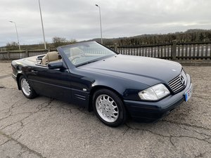 Picture of 1996 Mercedes SL280 Convertible with hard top For Sale