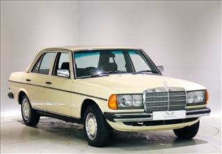 Picture of 1981 Nice W123 Series Mercedes For Sale