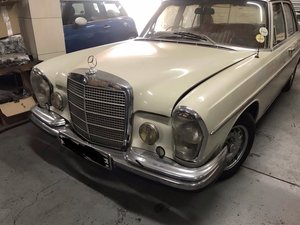 Picture of 1969 Mercedes Benz 280SE Manual For Sale